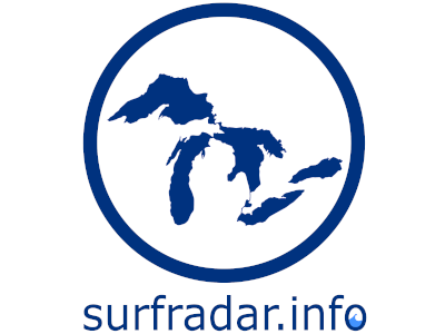 surfradar.info: know when to surf the Great Lakes
